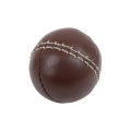 trenas Leather Throwing Ball - 80 g - Brown