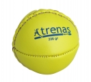 trenas Leather Throwing Ball - 200 g - Yellow