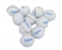 trenas Leather Throwing Ball - 80 g - White