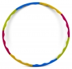 trenas Multi-Part Massage Hula Hoop - 88 cm