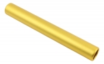 trenas Professionally Anodised Relay Baton - Gold